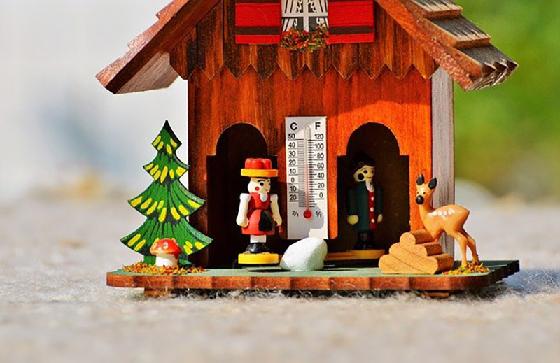 おもちゃの家