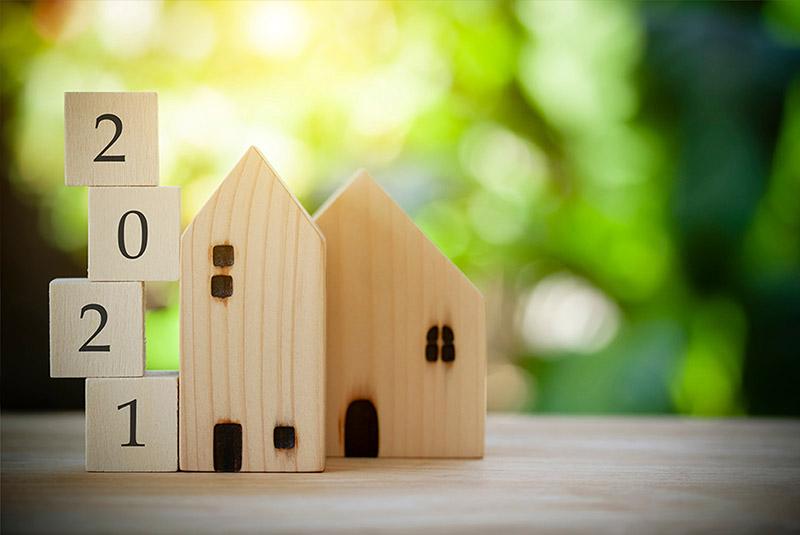 積み木の家(イメージ)