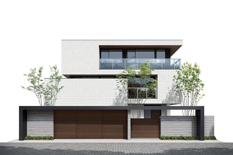 へーベルハウス 新商品「重鉄3階 FREX3」