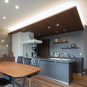 トヨタホーム建築実例(キッチン2)