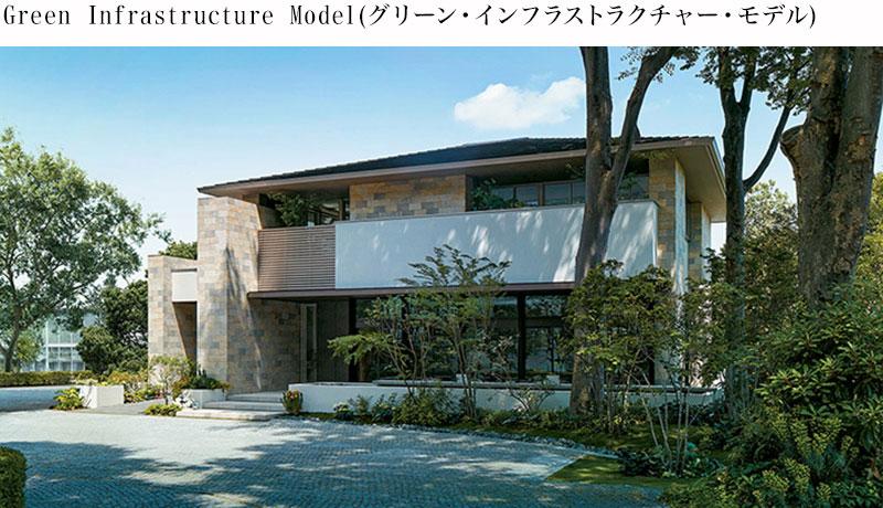 ミサワホーム(グリーン・インフラストラクチャー・モデル)