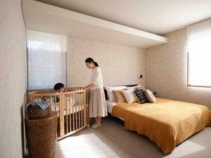 積水ハウス キッズデザイン 寝室