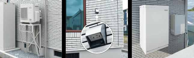 一条工務店 耐水害住宅 設備