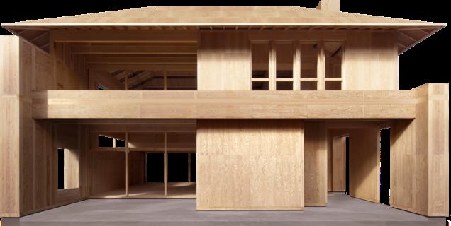 ミサワホーム 注文住宅 木質パネル接着工法 耐震