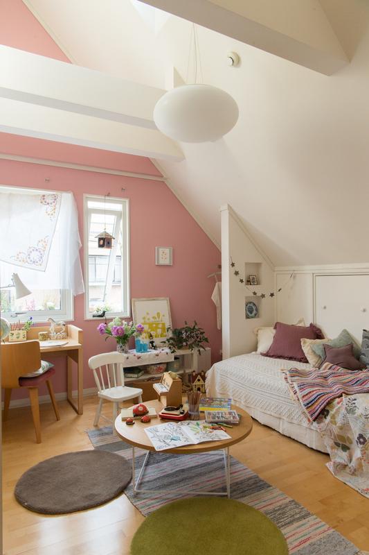 スウェーデンハウス 輸入住宅 注文住宅 インテリア 子供部屋
