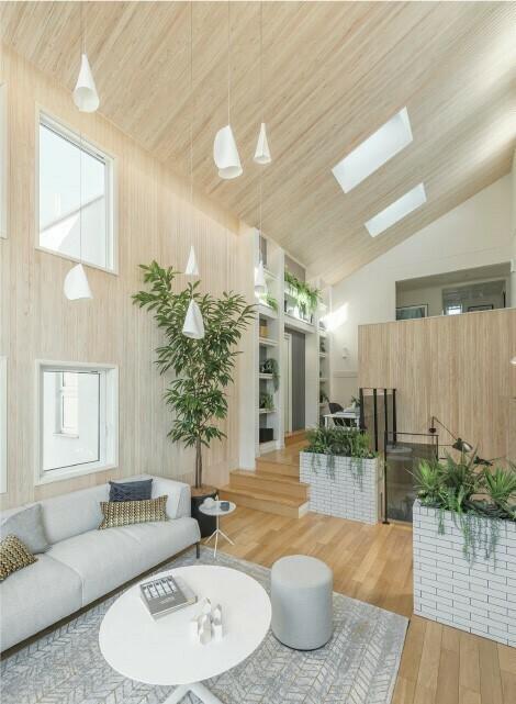 三井ホーム2 りゅうべい設計 注文住宅